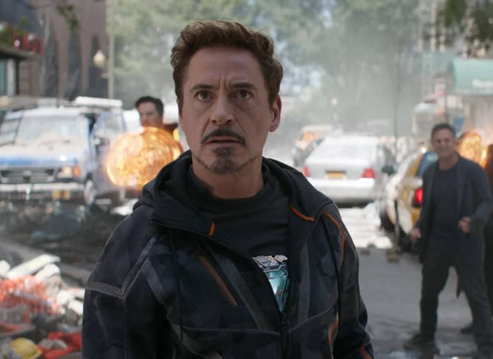 Crystal: Look, I get that Iron Man is the one that kicked off the MCU, and for that I applaud him, but grading on a scale of 1 to please-stop-wearing-bootcut-jeans...meh? Tony Stark has a lot of fun gadgets and a kick-ass house, but I'm just not attracted to him?! 3/10Jenna: Robert Downey Jr is an attractive man, and he's GREAT as Tony Stark. But do I want to fuck Tony Stark? Ehhhh. There's some pretty tough competition here (SO MANY CHRISES!), so he's not high on my Avengers To Fuck list. 5.5/10Thirst level: 4.25/10