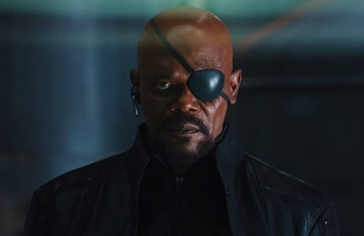 Crystal: He's a bit too old for my taste, but I could get behind some Nick Fury action. 5/10Jenna: I'm very curious to see a younger Fury in Captain Marvel. I don't want to bang him, but I do wanna hang out with him. 3.5/10Thirst level: 4.25/10