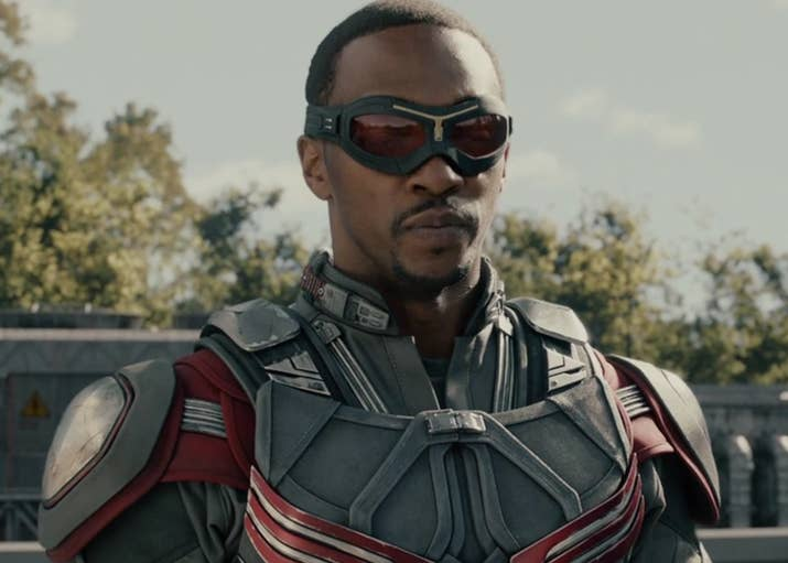 Crystal: I feel like I would need to see more shirtless Falcon to judge this properly. I mean, he's cute and funny, which is always a winning combo. Also, I'm pretty sure out of all the Avengers, he'd be the one your parents would actually approve of, ya know? 7/10Jenna: Sam is pretty hot, he's brave, and he's a great friend. Sure, he hasn't got the speed or stamina of Cap, but he's not bad for a regular human. 7/10Thirst level: 7/10