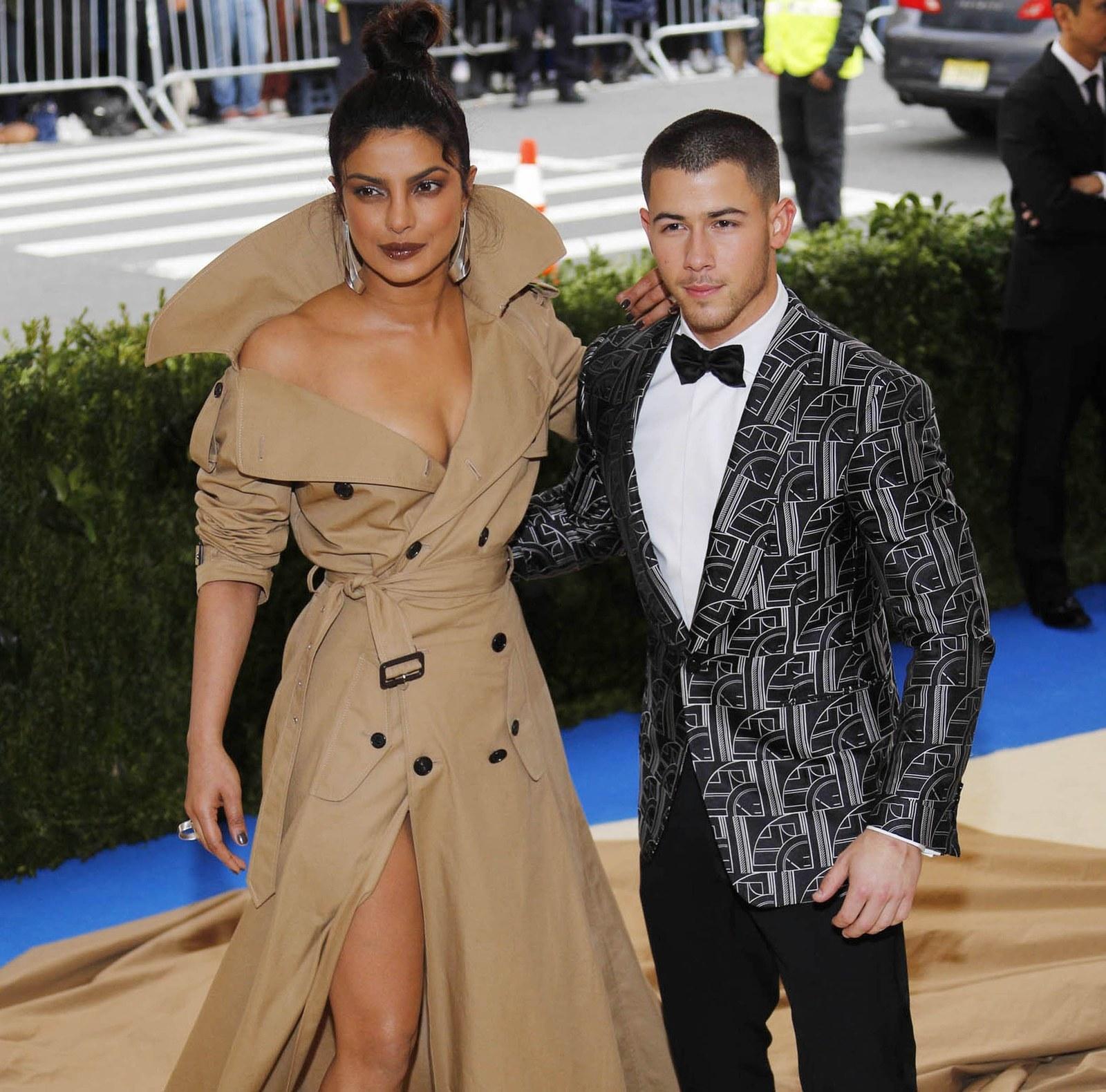 Nick Jonas And Priyanka Chopra Are Reportedly Dating And