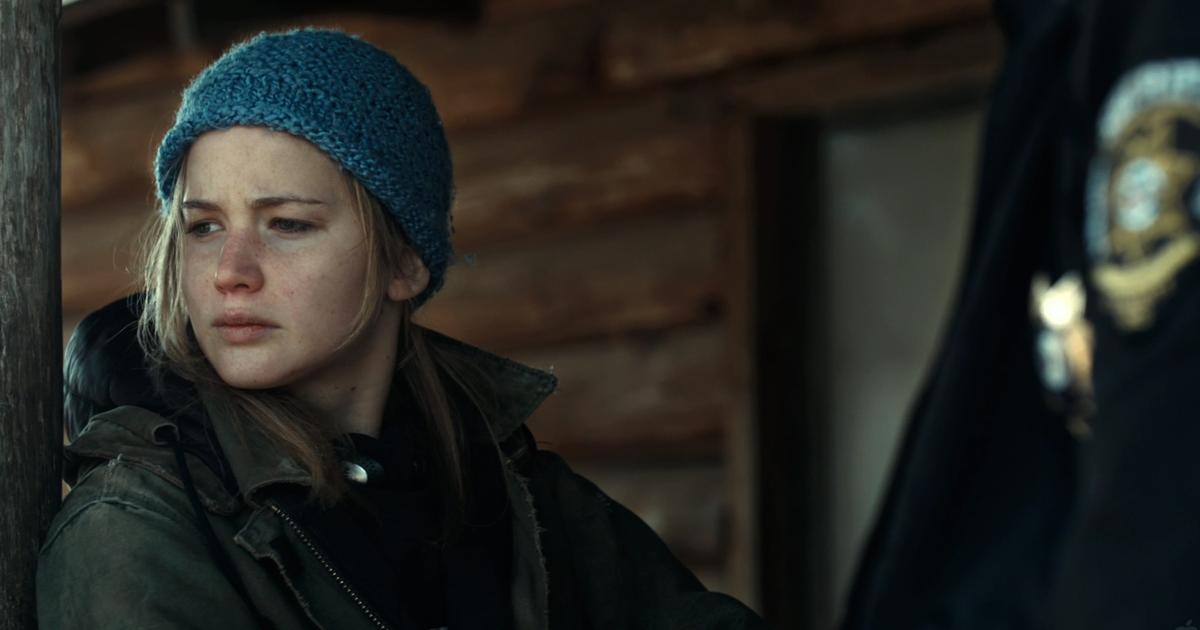 """Jennifer Lawrence in """"Winter's Bone"""""""