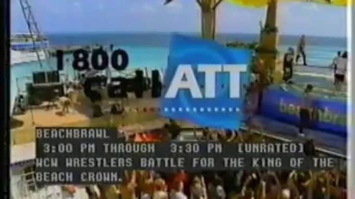 972616953243 6. ...and also watching all the weird and random AF shows that aired during  MTV s Summer Beach House