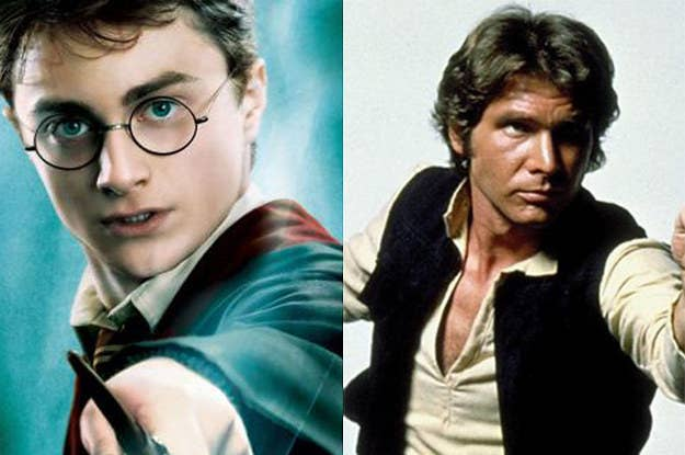 Can You Name Every Harry Potter And Star Wars Movie Quickly?