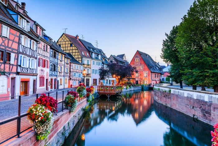 """""""The town is so gorgeous. It looks like you just stepped into a fairytale. The pictures are pretty, but in real life the beauty is overwhelming."""" — Katie80"""
