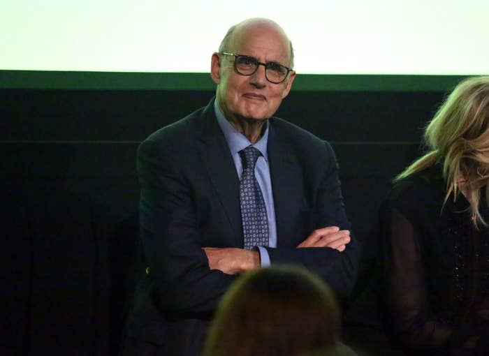 """Barnes accused Tambor of verbally abusive behavior and sexual harassment, saying he gave her butt pads and that he suggested they should have an affair. Lysette, who acts as Shea in Transparent, said Tambor made """"sexual advances and comments"""" toward her and said that """"one time it got physical.""""The actor has denied all allegations made against him. """"I adamantly and vehemently reject and deny any and all implication and allegation that I have ever engaged in any improper behavior toward this person or any other person I have ever worked with,"""" Tambor said in a statement at the time.""""I am deeply sorry if any action of mine was ever misinterpreted by anyone as being sexually aggressive or if I ever offended or hurt anyone. But the fact is, for all my flaws, I am not a predator and the idea that someone might see me in that way is more distressing than I can express."""""""