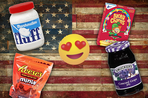 These 18 American Snack Foods Are So Great That French