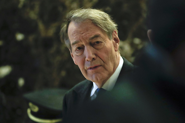 Three Women Are Suing Charlie Rose And CBS News For Sexual Harassment And Retaliation