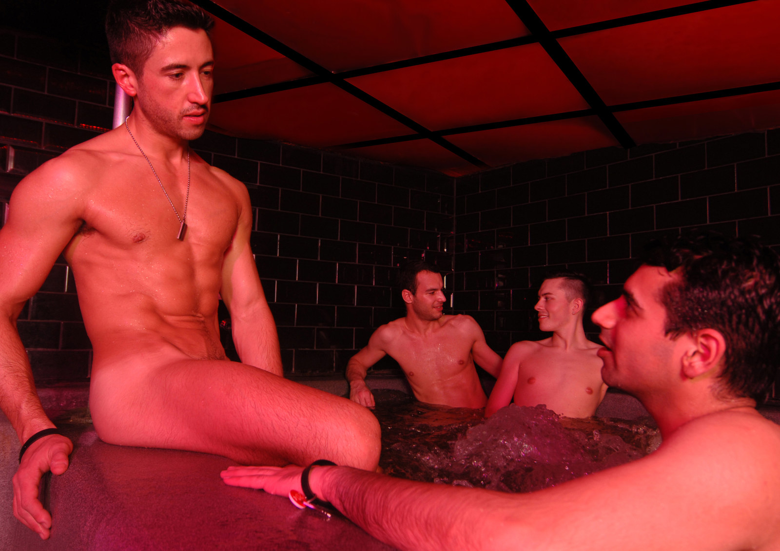 The Housing Crisis Is So Bad That Men Are Having To Sleep In Gay Saunas
