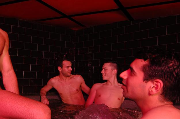 Splash spa leisure, leicester