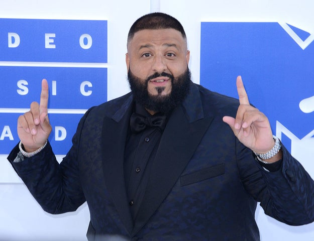 """If you haven't heard, DJ Khaled doesn't perform oral sex on his wife but expects it from her because """"it's different rules for men...we the king."""""""