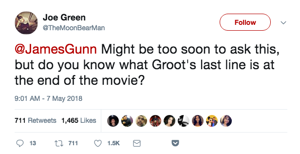 i just found out something about groot in infinity war - 616×316
