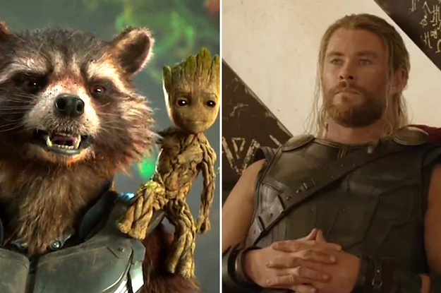 i just found out something about groot in infinity war - 625×415