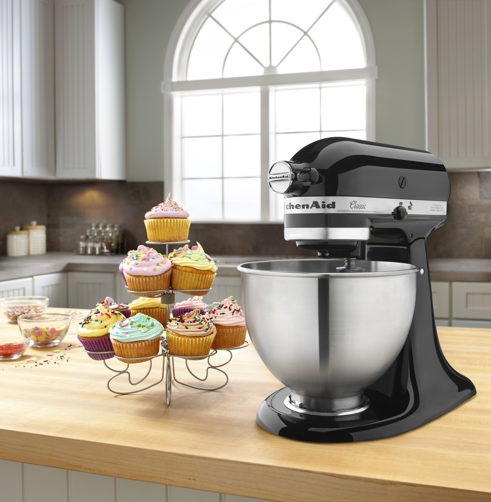 """Promising review: """"WOW is all I can say about the durability, the ease of mixing, the time it saves in the kitchen. You can multi-task when you use this mixer unlike hand mixers. Bread dough is a snap with this machine. It will do everything except roll it out on the board for you. Cookies, cakes, you name it, it's no trouble with this machine."""" —MrGadgetGuruPrice: $189 (originally $225.27)"""
