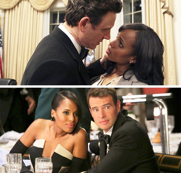 Perhaps you loved Olivia and Fitz together on Scandal in the beginning, but by the end you were 100% team Jake and Olivia.