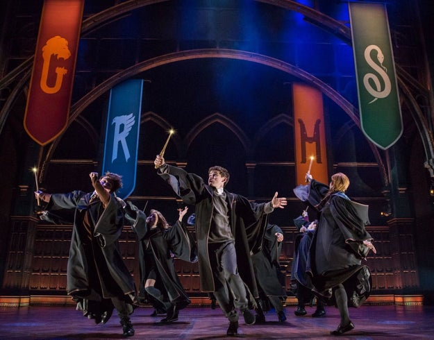 Which Harry Potter And The Cursed Child Character Are You