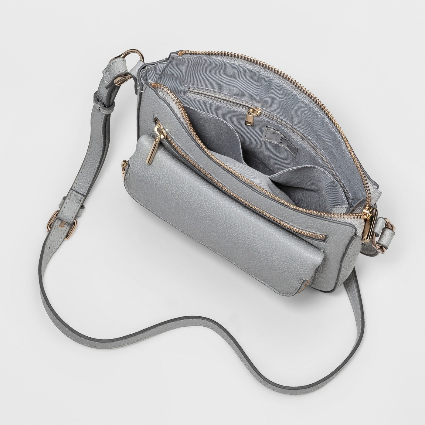 d4114e9334 A handy crossbody so your prized possessions (aka your phone and snacks)  are never really out of reach.