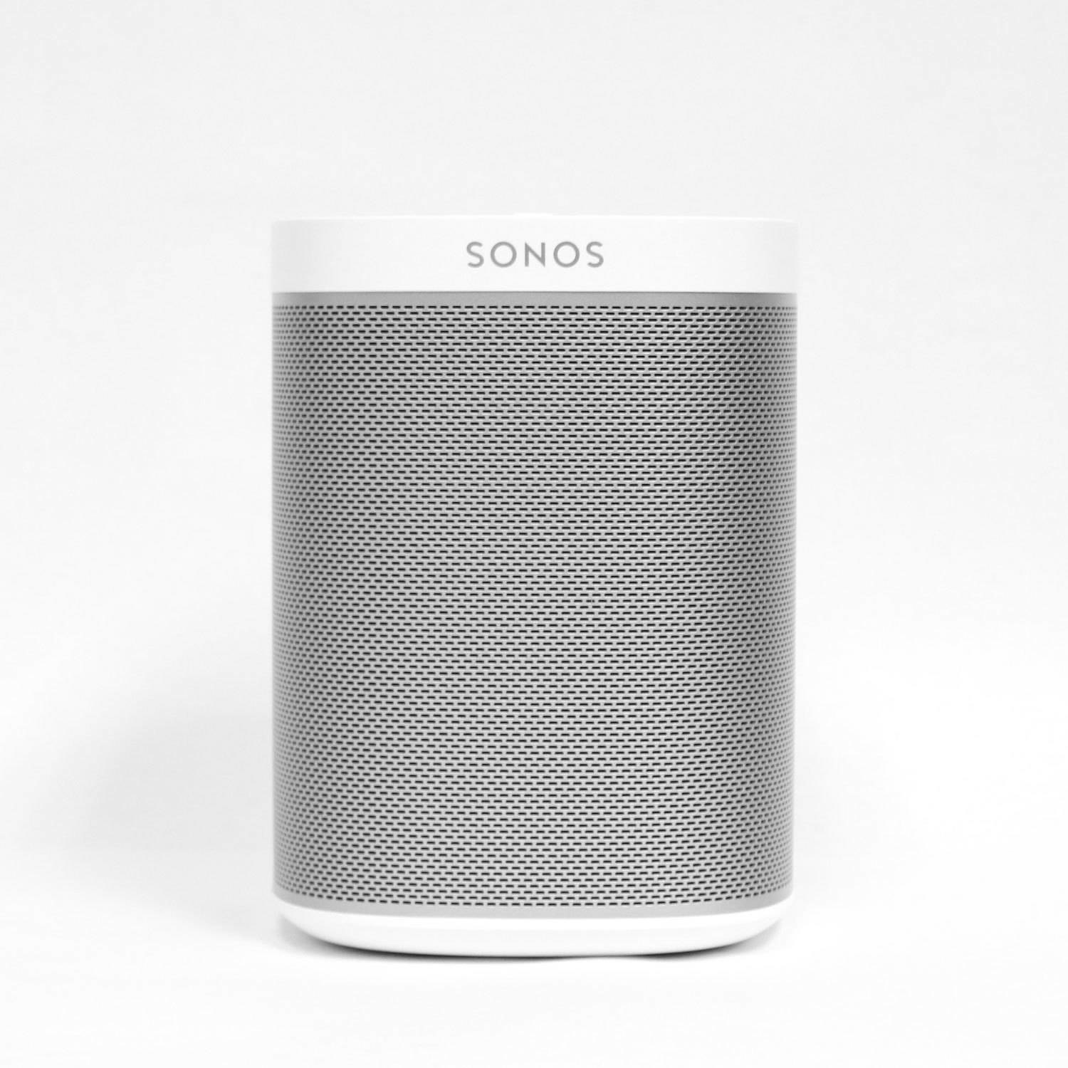 """Promising review: """"Sound is incredible. Get two and spread it through the house. You can pair them or control them separately."""" —KlariosruePrice: $149 (originally $199, available in two colors)"""
