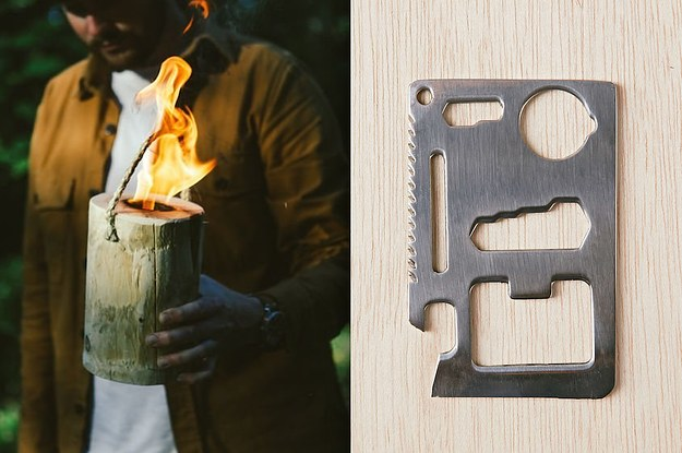 17 gifts outdoorsy people will absolutely love - Christmas Gifts For Outdoorsmen