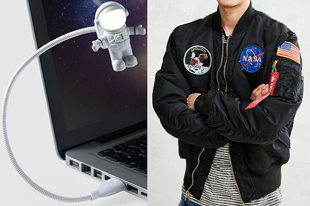 36 Completely Stellar Gifts For Space Lovers