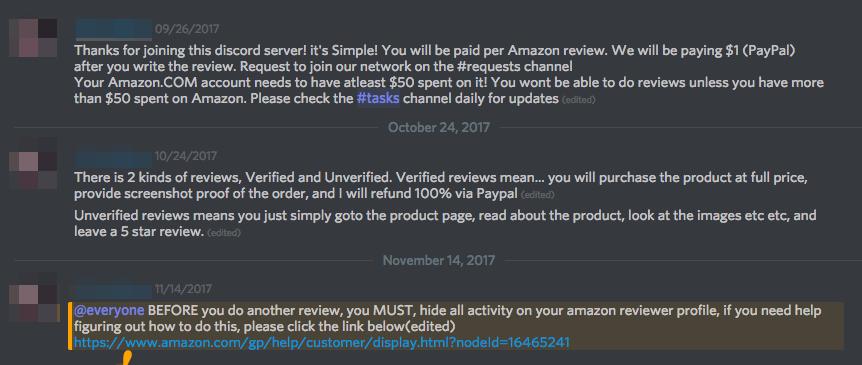 Inside Amazon's Fake Review Economy