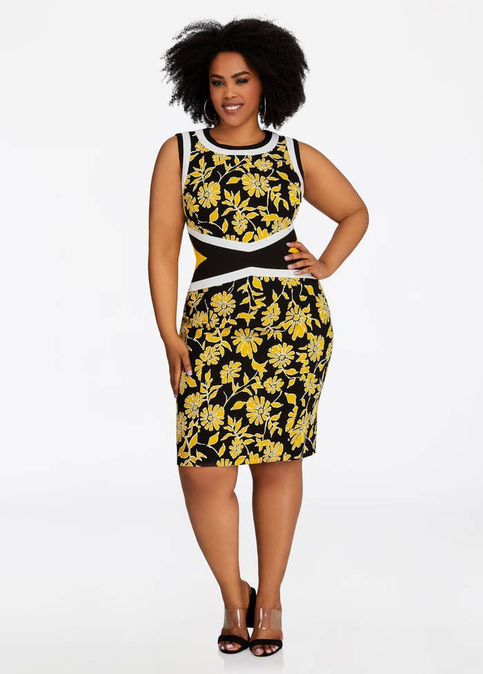 2f7be6cbbbd Get it from Ashley Stewart for  54.50 (available in sizes 12–36).