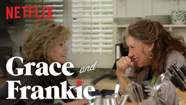 Grace and Frankie, Season 4 — January 19, 2018