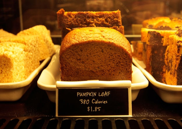 Calorie Counts Are Now Mandatory On Menus And People Love/Hate It