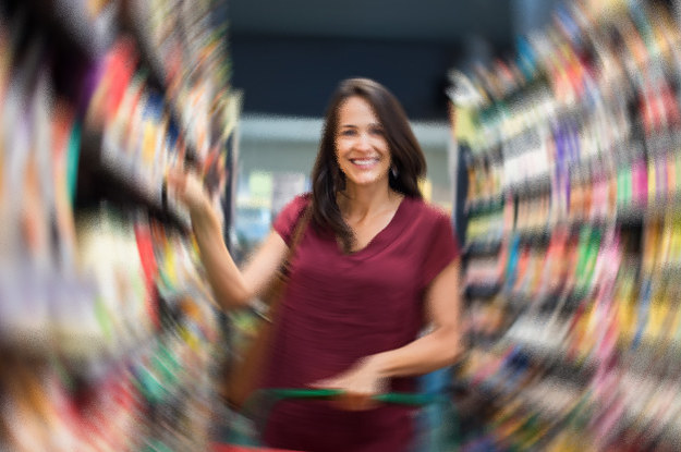 Can You Stay Under Budget At The Grocery Store After Losing Your Shopping List?
