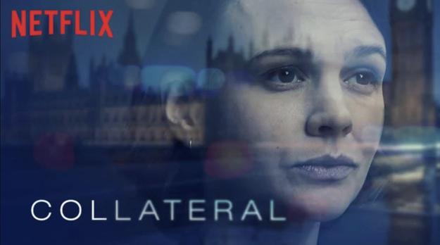 Collateral, Season 1 — March 9, 2018