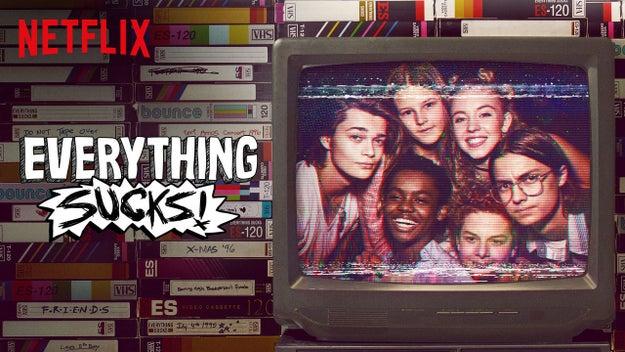 Everything Sucks!, Season 1 — February 16, 2018