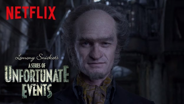 A Series of Unfortunate Events, Season 2 — March 30, 2018