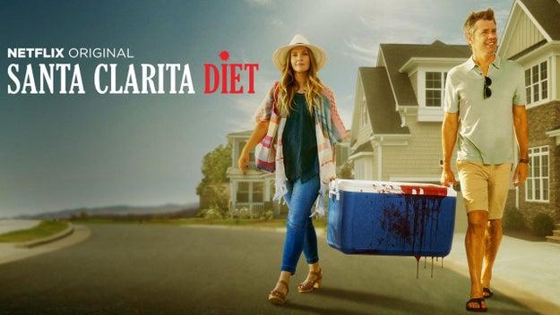 Santa Clarita Diet, Season 2 — March 23, 2018