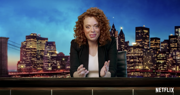 The Break with Michelle Wolf, Season 1 — May 27, 2018