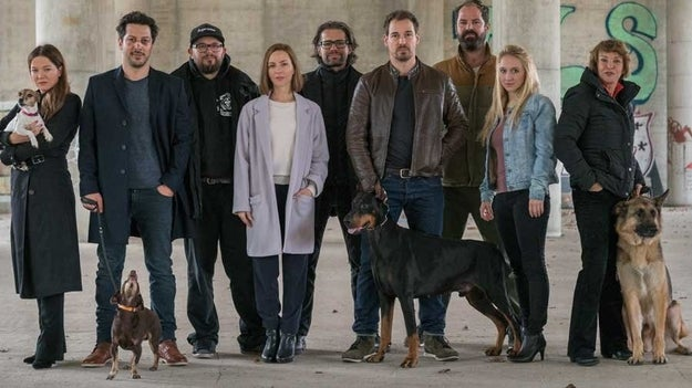 Dogs of Berlin, Season 1 — 2018