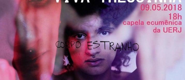 """Organizado por alunos da universidade e pelo irmão da vítima, Gabriel Passarelli, o ato pretende lembrar a vida de Matheusa, que trabalhava no projeto pró-LGBTQ chamado """"Corpo Estranho""""."""