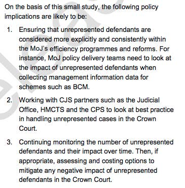 This Leaked Report Reveals The Stark Warnings From Judges About