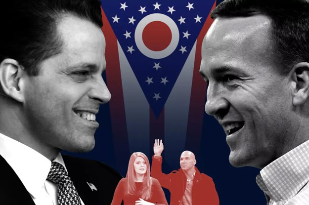Channeling Donald Trump Didn't Work In Ohio's 16th Congressional District