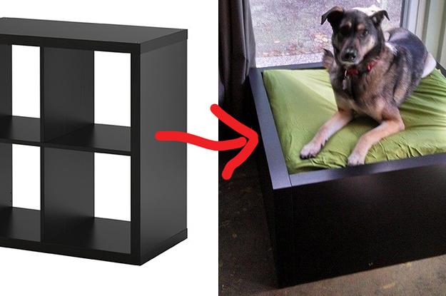 11 clevere ikea hacks bei denen alle hundemenschen sagen das muss ich sofort nachmachen. Black Bedroom Furniture Sets. Home Design Ideas