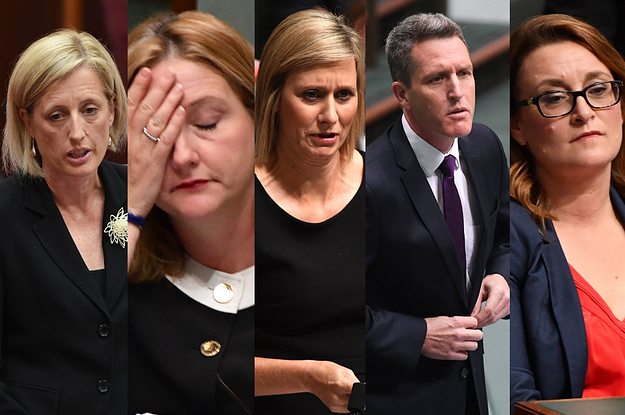 Five Politicians Are Gone From The Parliament Today Over Dual Citizenship