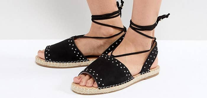 1fdd44448ec A pretty espadrille to make the other shoes in your closet jealous of how  much use you re about to get out of these babies. Sorry to your other shoes