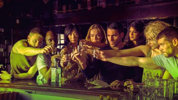 "June 8th: ""Sense8"" Series Finale (Netflix)"