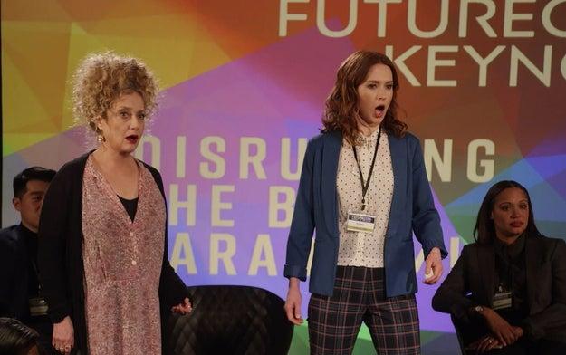 """May 30th: """"Unbreakable Kimmy Schmidt"""" Season 4 Part 1 (Netflix)"""