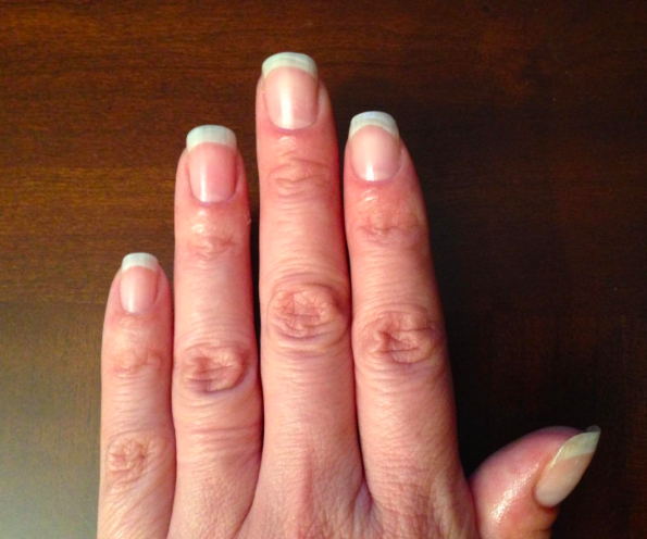 This Miracle Polish Just Might Get You To Stop Biting Your Nails
