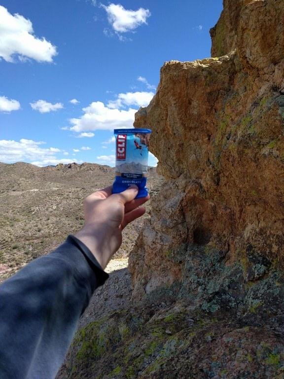 Where Clif bar found its cliff: