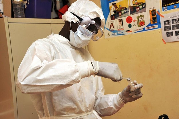 There Is A New Ebola Virus Outbreak In The Democratic Republic Of The Congo