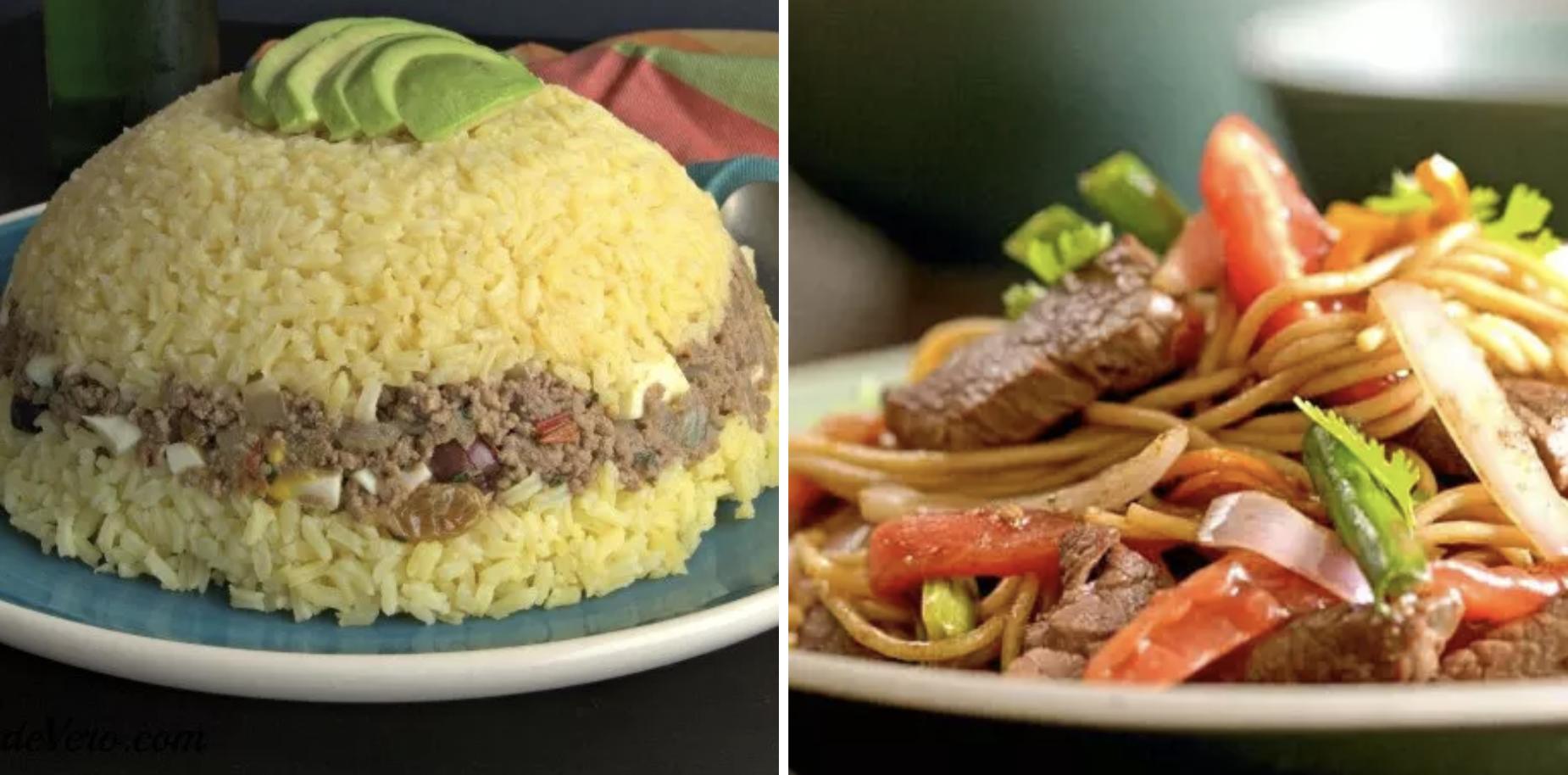 Recetas de almuerzos rapidos y deliciosos