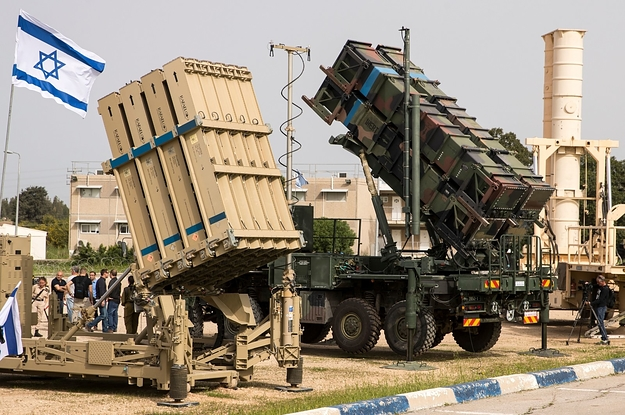 For The First Time, Israel Is Blaming Iran For A Missile Attack From Syria