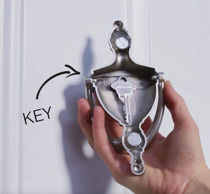 7 Genius Ways To Hide A Spare Key If You're Always Forgetting Yours