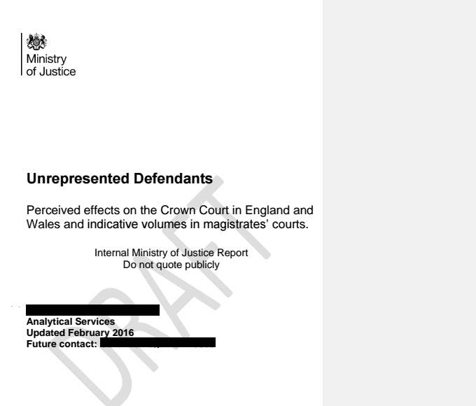 The front of the full 36-page report