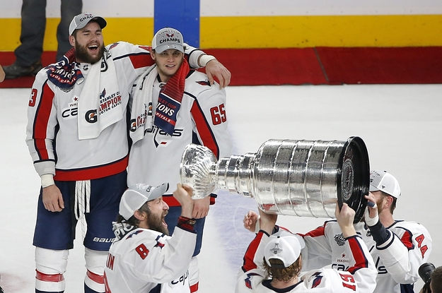 The Washington Capitals Have Been Partying Nonstop Since Winning The Stanley Cup And We're Totally Here For It